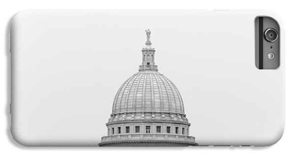 Capitol Building iPhone 6s Plus Case - Capitol Cloud by Todd Klassy