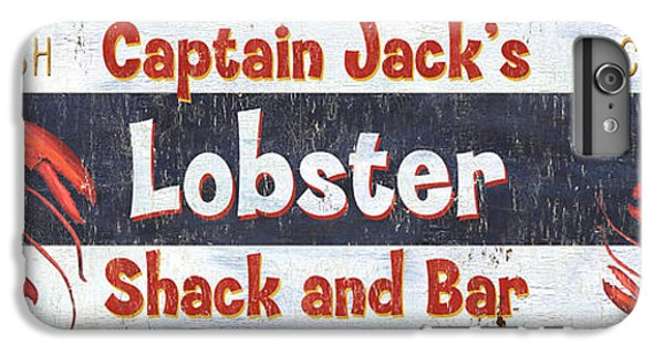 Captain Jack's Lobster Shack IPhone 6s Plus Case by Debbie DeWitt