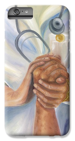 Caring A Tradition Of Nursing IPhone 6s Plus Case