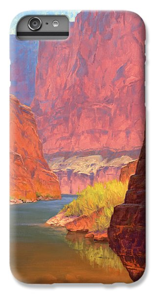 Grand Canyon iPhone 6s Plus Case - Carving Castles by Cody DeLong