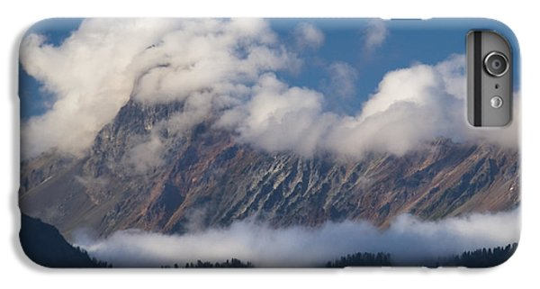 IPhone 6s Plus Case featuring the photograph Cascade Mountains by Yulia Kazansky