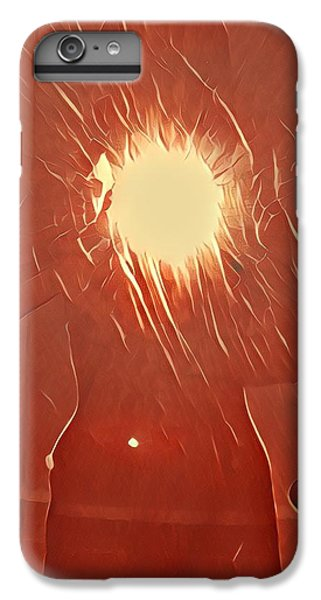 iPhone 6s Plus Case - Catching Fire by Gina Callaghan
