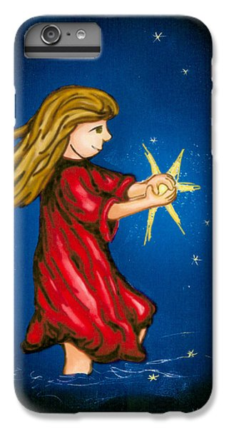 iPhone 6s Plus Case - Catching Moonbeams by Jana Nielsen