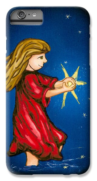 Catching Moonbeams IPhone 6s Plus Case by Jana Nielsen