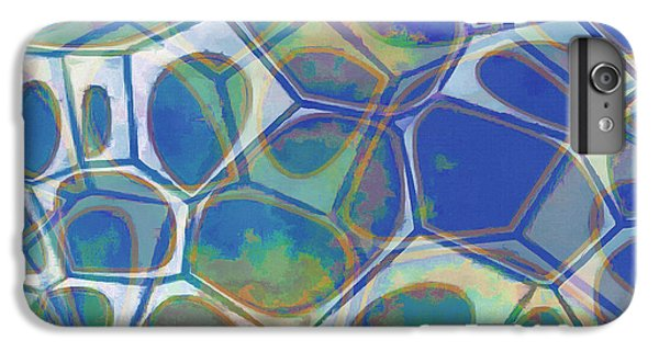 iPhone 6s Plus Case - Cell Abstract 13 by Edward Fielding
