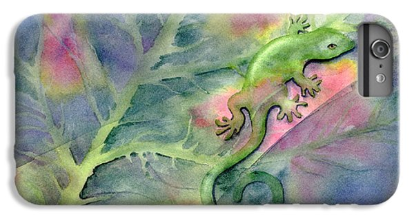 Chameleon IPhone 6s Plus Case by Amy Kirkpatrick