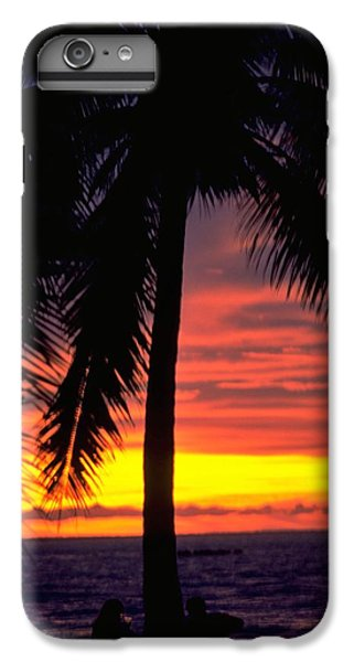 Champagne Sunset IPhone 6s Plus Case