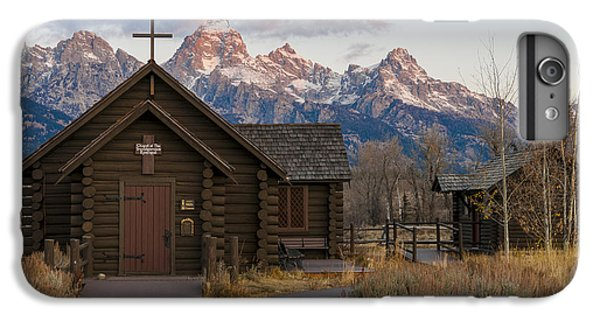 Chapel Of The Transfiguration - II IPhone 6s Plus Case by Gary Lengyel