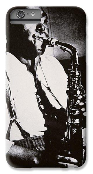 Saxophone iPhone 6s Plus Case - Charlie Parker by American School