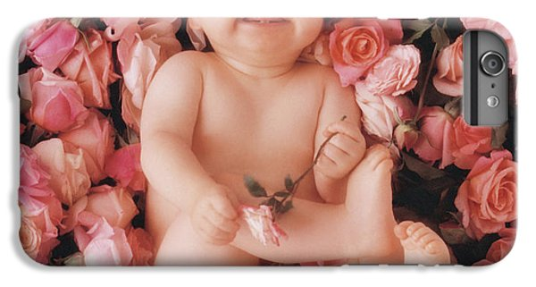 Rose iPhone 6s Plus Case - Cheesecake by Anne Geddes