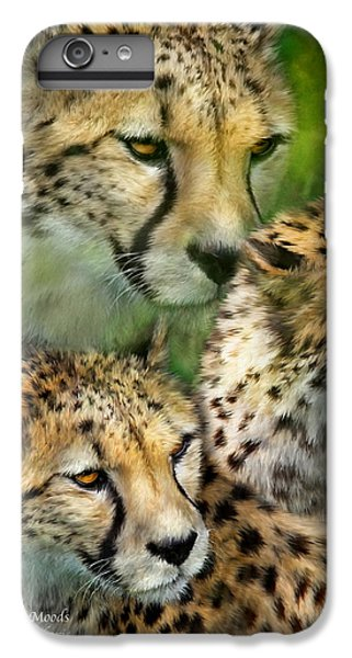 Cheetah Moods IPhone 6s Plus Case
