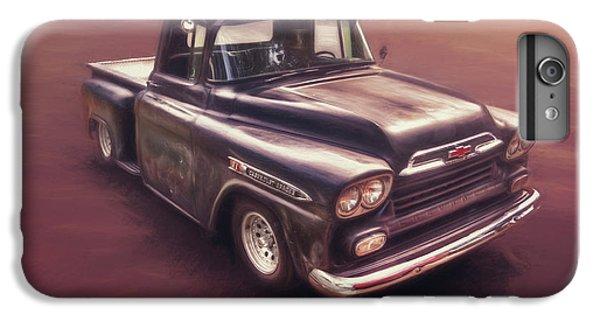 Hot iPhone 6s Plus Case - Chevrolet Apache Pickup by Scott Norris