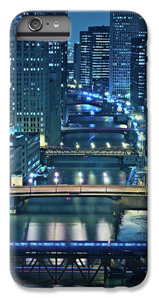 Chicago Bridges IPhone 6s Plus Case by Steve Gadomski