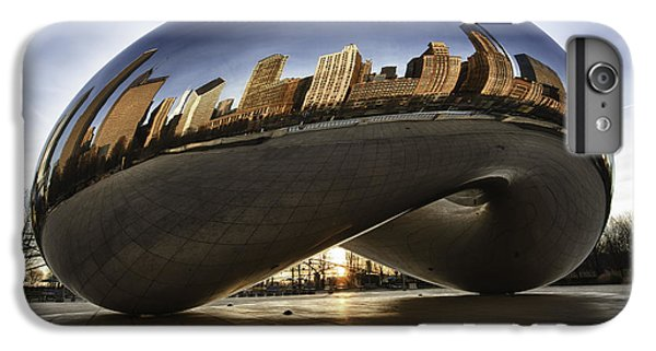 Chicago Cloud Gate At Sunrise IPhone 6s Plus Case