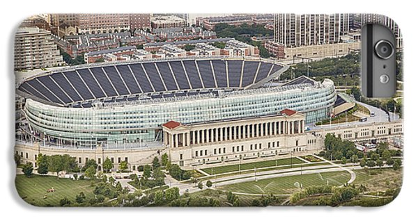 Chicago's Soldier Field Aerial IPhone 6s Plus Case