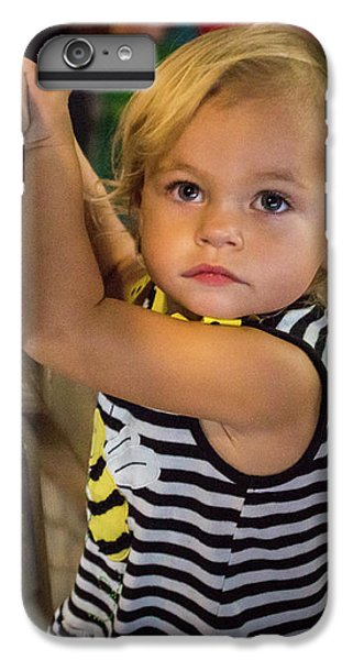 IPhone 6s Plus Case featuring the photograph Child In The Light by Bill Pevlor