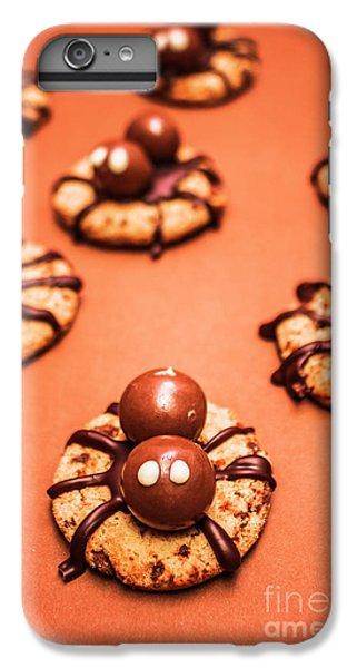 Chocolate Peanut Butter Spider Cookies IPhone 6s Plus Case
