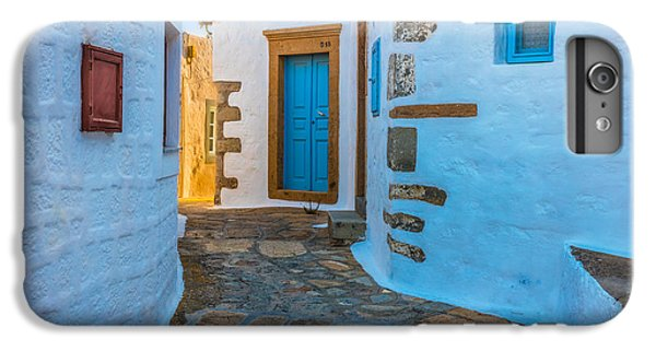 Greece iPhone 6s Plus Case - Chora Alley by Inge Johnsson