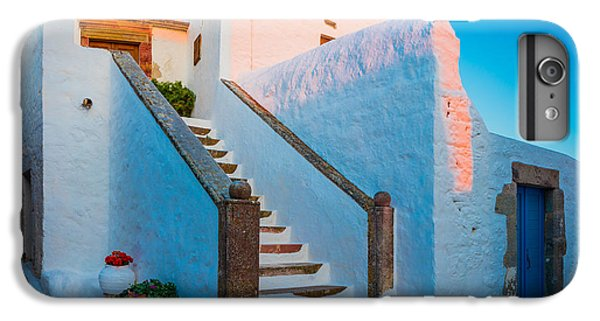 Greece iPhone 6s Plus Case - Chora Chapel by Inge Johnsson