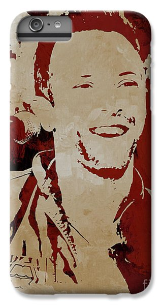 Coldplay iPhone 6s Plus Case - Chris Martin Coldplay by Gull G