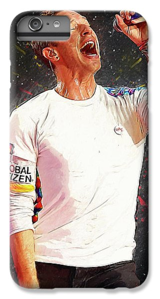 Chris Martin - Coldplay IPhone 6s Plus Case