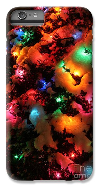 Christmas Lights Coldplay IPhone 6s Plus Case