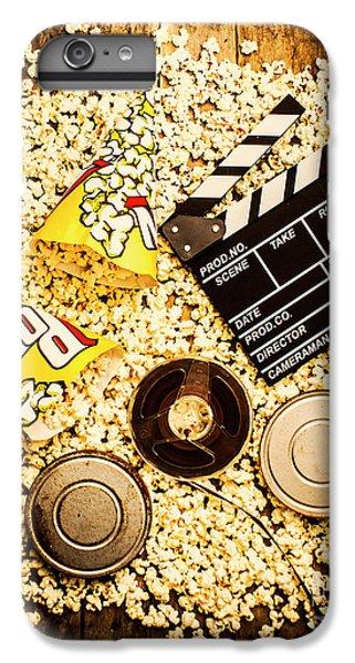 Cinema Of Entertainment IPhone 6s Plus Case