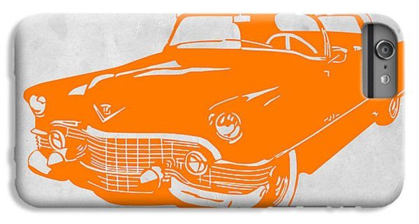 Beetle iPhone 6s Plus Case - Classic Chevy by Naxart Studio