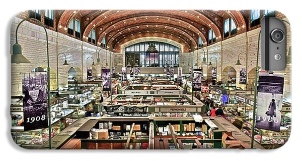 Classic Westside Market IPhone 6s Plus Case by Frozen in Time Fine Art Photography