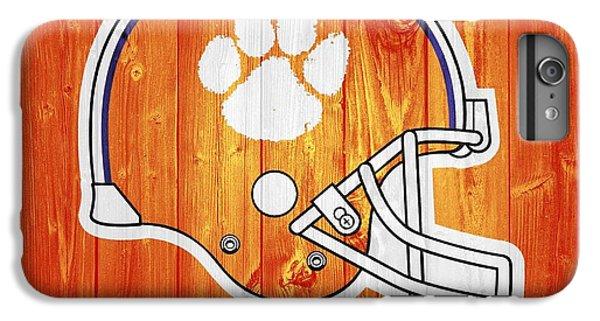 Clemson iPhone 6s Plus Case - Clemson Barn Door by Dan Sproul
