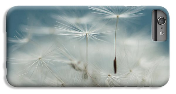 Fairy Dust iPhone 6s Plus Case - Close Your Eyes And Make A Wish  by Maggie Terlecki