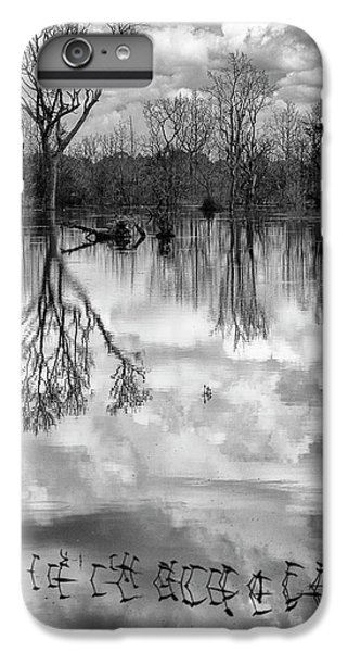 Cloudy Reflection IPhone 6s Plus Case by Hitendra SINKAR