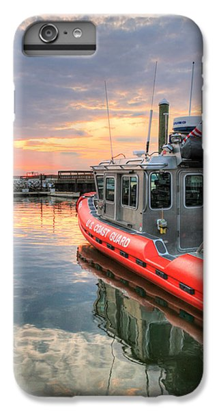 Coast Guard Anacostia Bolling IPhone 6s Plus Case by JC Findley