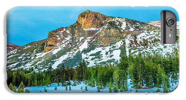Yosemite National Park iPhone 6s Plus Case - Cold Mountain by Az Jackson