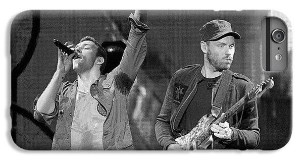Coldplay 14 IPhone 6s Plus Case by Rafa Rivas
