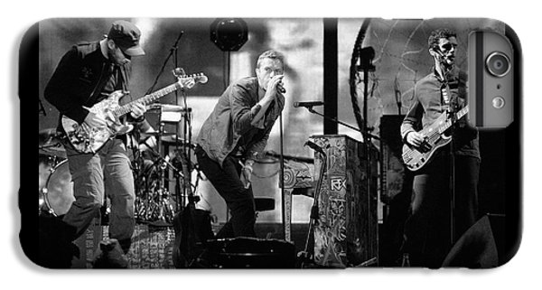 Coldplay iPhone 6s Plus Case - Coldplay 15 by Rafa Rivas