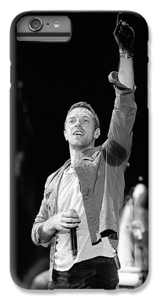Coldplay iPhone 6s Plus Case - Coldplay 16 by Rafa Rivas