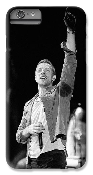 Coldplay 16 IPhone 6s Plus Case by Rafa Rivas