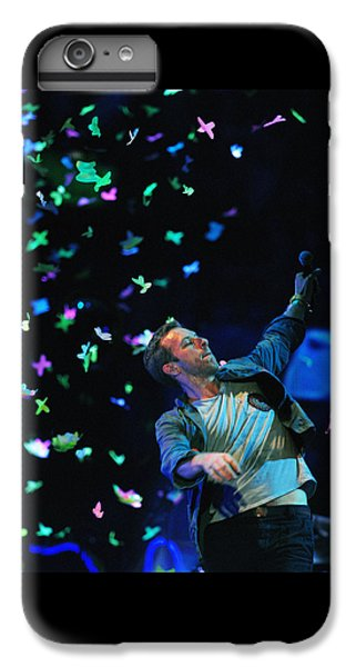Coldplay iPhone 6s Plus Case - Coldplay1 by Rafa Rivas