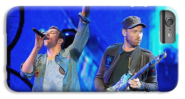 Coldplay iPhone 6s Plus Case - Coldplay6 by Rafa Rivas