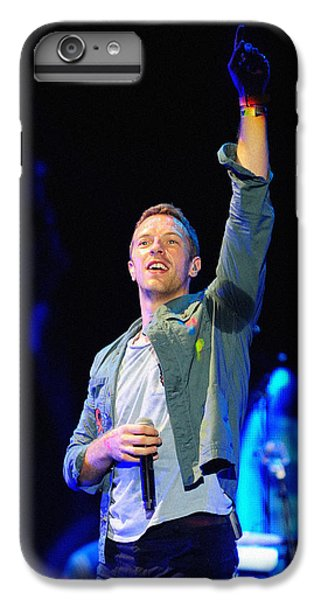 Coldplay iPhone 6s Plus Case - Coldplay8 by Rafa Rivas