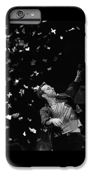 Coldplay iPhone 6s Plus Case - Coldplay 9 by Rafa Rivas