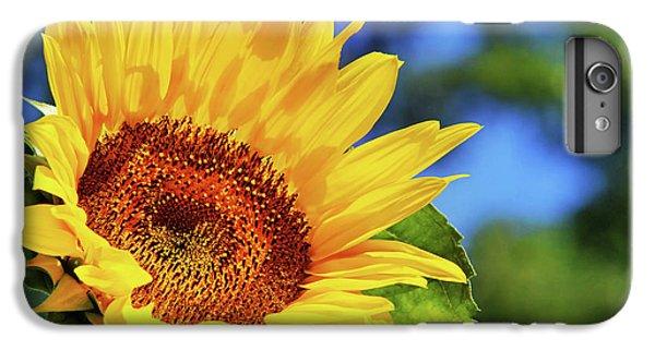Color Me Happy Sunflower IPhone 6s Plus Case