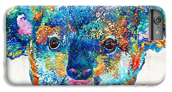 Colorful Koala Bear Art By Sharon Cummings IPhone 6s Plus Case