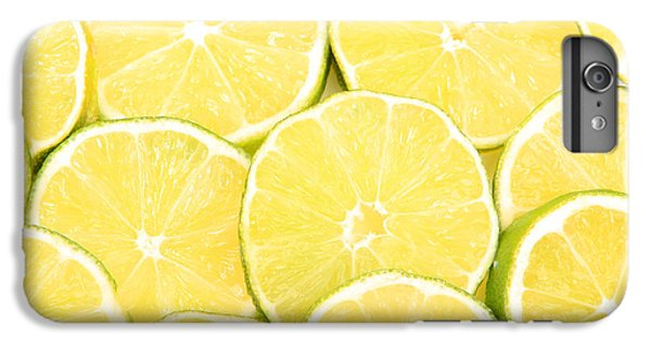 Colorful Limes IPhone 6s Plus Case