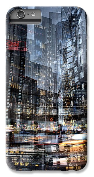 Columbus Circle Collage 1 IPhone 6s Plus Case