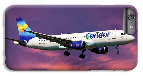 Condor Airbus A320-212 IPhone 6s Plus Case