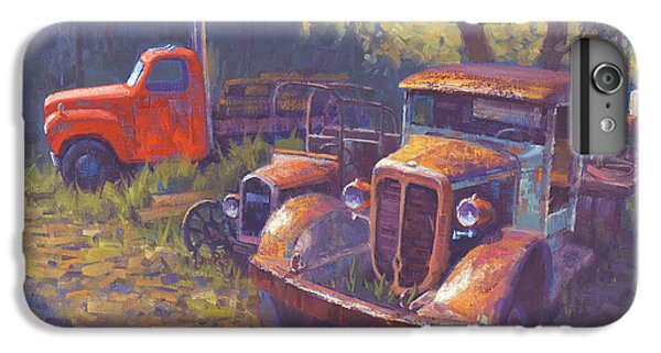 Truck iPhone 6s Plus Case - Corbitt And Friends by Cody DeLong