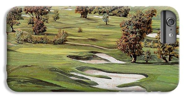 Cordevalle Golf Course IPhone 6s Plus Case by Guido Borelli
