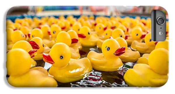County Fair Rubber Duckies IPhone 6s Plus Case